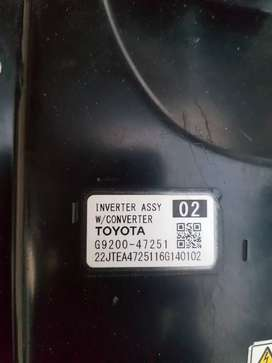 Toyota Prius ZVW55 Inverter Assembly with Converter