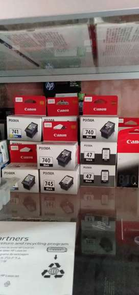 Jual beli cartridge baru dan bekas