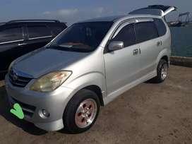 Toyota avanza Tahun 2008