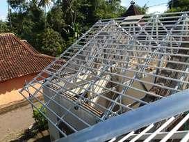 Kerangka Baja Ringan ARIF TRUSS Segala Atap Rumah KOKOH BERGARANSI