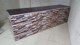 Shop display counter 8 ft length selling due to space issue.