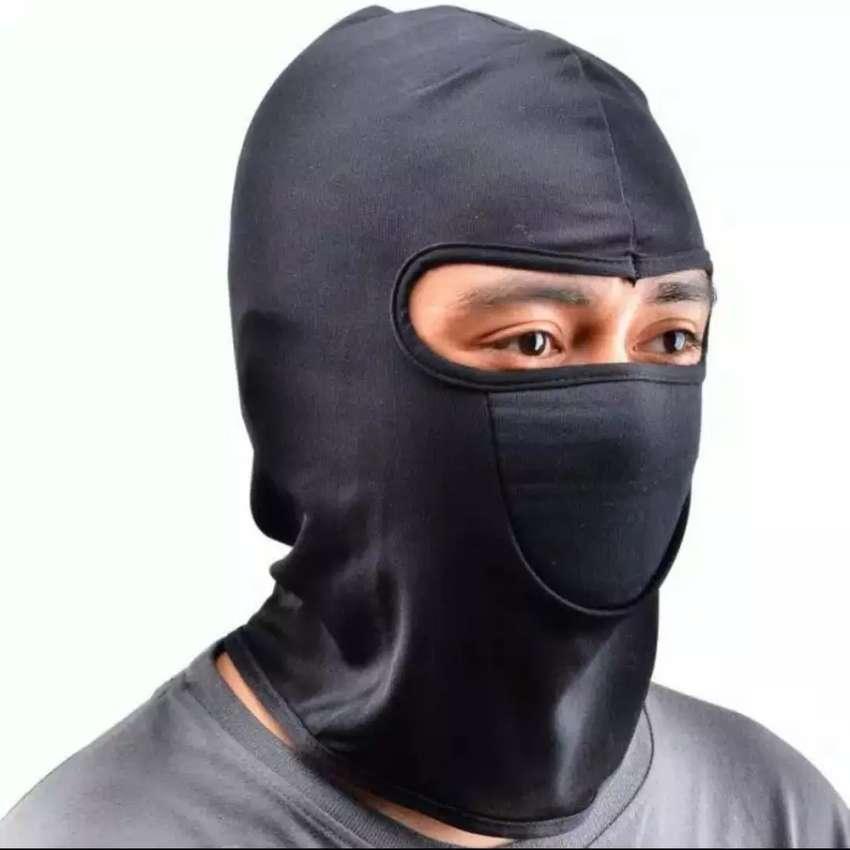 Masker wajah buff ninja 0