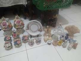 Borongan hiasan keramik Dan marmer