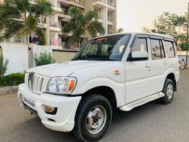 Mahindra Scorpio 2002-2013 SLE BS IV, 2011, Diesel