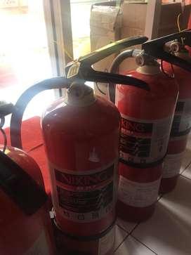 Isi ulang APAR/Refilling Tabung Pemadam Kebakaran/Murah Terpercaya
