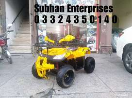 Four Wheeler Atv Quad Style Medium Size For Sell Subhan Enterprises