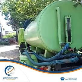 perbaikan wc mampet, saluran air dan sedot septictank/limbah