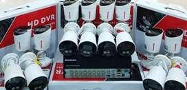 PAKET CCTV FULL HD 1080 FULL COLOR MURAH  KWALITAS MAHAL