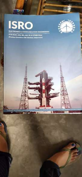 Isro book(for electronics and communication  engineering)