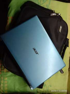 Acer aspire V5 - 471 slim intel core i3 ram 4gb mulus segel