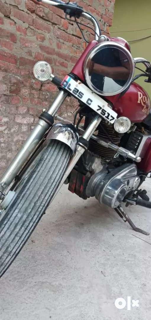 New bike h bhai #rc expire ho gai h per noc ni mili ge bhai 0