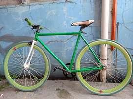 Sepeda fixie subang