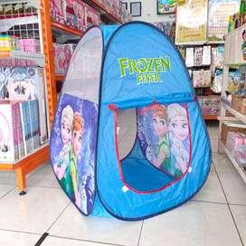 Mainan Anak Tenda Segitiga Karakter Frozen