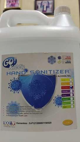 Handsanitizer 5 Liter