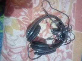 Zebronic Headphone