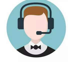 Urgently required fluent english customer care executive.