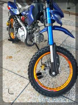 MINI TRIAL BIKE FOR TEENAGERs