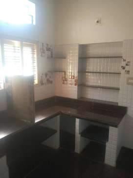 1 BHK House For Rent in Shamnur in Good Locality ( DAVANGERE )