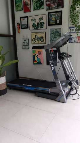 TL 270 Treadmill elektrik mesin 2 hp auto Incline