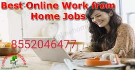 Data entry work with everyday payment in Bank Account.