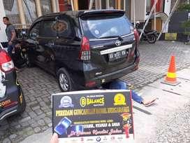 Memperkuat Suspensi Mobil dg BALANCE Sport Damper Gan , BUKTIKAN !