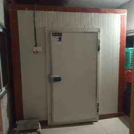 Vegetable cold Storage 8x6ft