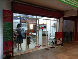Shop for sale in Paulson Arcade near Kottayam medical college