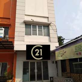 Dijual ruko 2 lantai di Serua Ciputat tangerang selatan