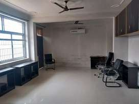 Furnished office space for rent it company at Shipra path mansarovar