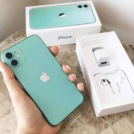buy mint condition of i phone 11 with kit free home delivery no exchan