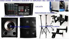 paket sound system untuk cafe