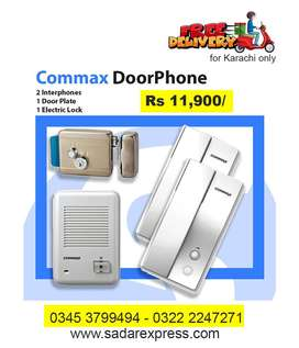 Audio Door Phone Commax