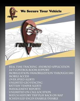 Vehicles tracking service
