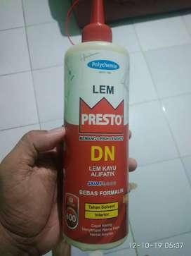 Lem kayu presto DN