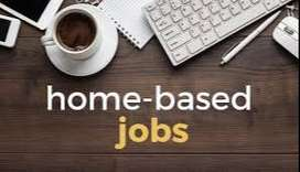 Freelance (full / Part Time job) Work @ Home Earn upto 10k Weekly