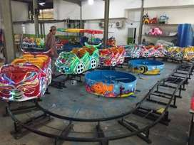 Kincir mini isi 4 pabrik sepeda perahu air bebek mini odong RAA