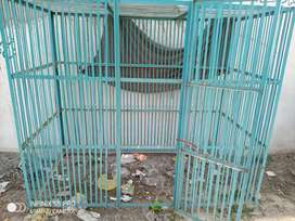 Cage for birds or animals