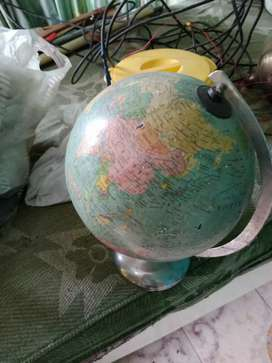 Globe for sale