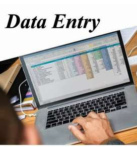 Data entry operater