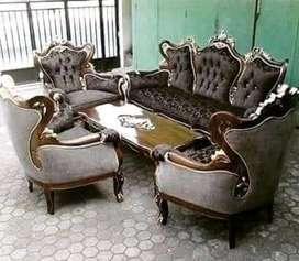 Melayani kebutuhan perabot mebel ukir/minimalis asli Jepara
