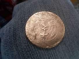 Koin kuno Ten cash China 1912-1920