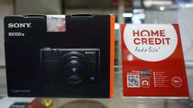 Kredit Kamera SONY RX100 VI BLACK
