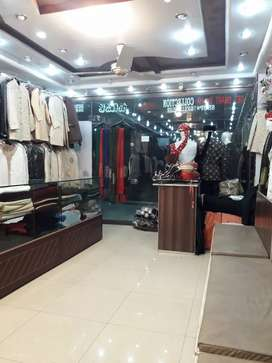 Dulha collections shop no 7 2nd floor Ghakar Plaza saddar Rawalpindi