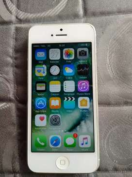 Iphone 5g 16gb sudah 4g batangan