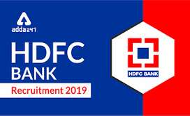 HDFC Process need for CCE /Office Assistant/ BPO  positions