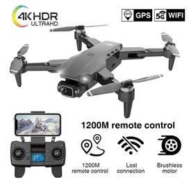 L900 Pro Gps Drone Nano category Hd Dual Camera with 3 Batteries & Bag