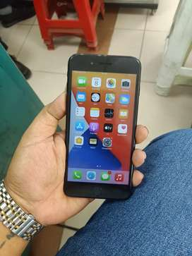 iPhone 7 plus 128gb jet black lengkap tanpa minus