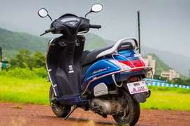 Honda Activa complete guard set(brand new not used)