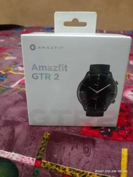 AMAZFIT GTR-2 (SPORTS) with Bill and Warranty