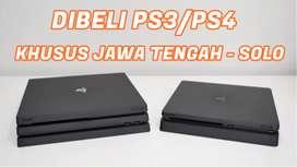 Mari Tawarkan Playstation3&4 Bekas Agan Cocok Angkut Sekarang